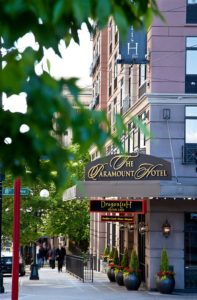 Paramount Hotel Seattle 724 Pine Street Seattle, WA 98101